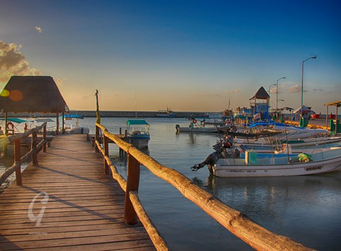 Simply the best of Holbox Island and Yum Balam